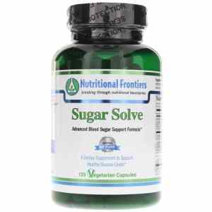 Sugar Solve Blood Sugar Support