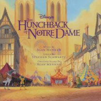 the hunchback of notre dame soundtrack