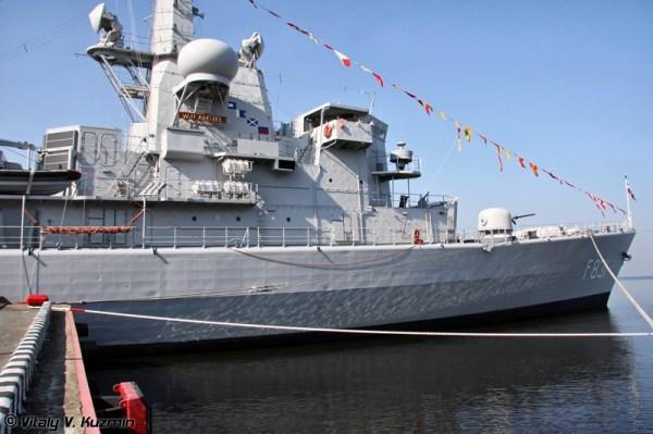 Международный салон 2011: Красота и мощь военно-морского ...