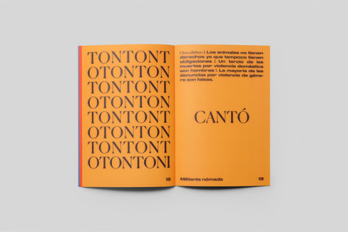"""tumblr_ozp5tcuY4g1r5vojso10_500 Editorial Design for Oh! no matopeya by Requena Office""""A visual,... Design"""