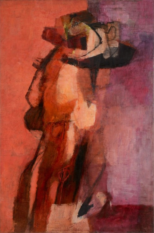 tumblr_pd8qvc1D9r1qfc4xho1_500 Afro, Figura I, 1953 Galleria dello Scudo Contemporary