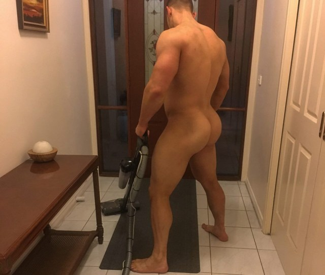 The Nude House Cleaner