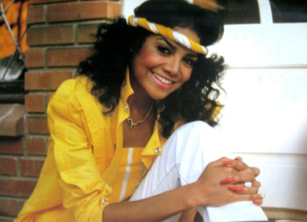 Latoya Jackson 80s