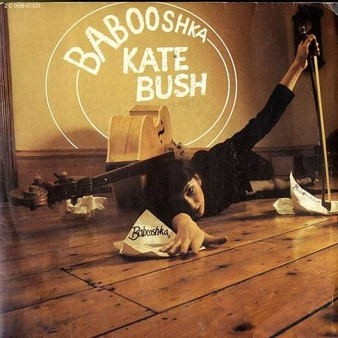 KATE BUSH Babooshka  1980 French wide centred … – Vinyl