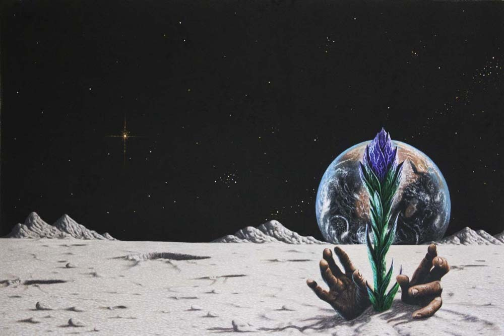 "Terry Oakes, ""Of Time and Stars"""