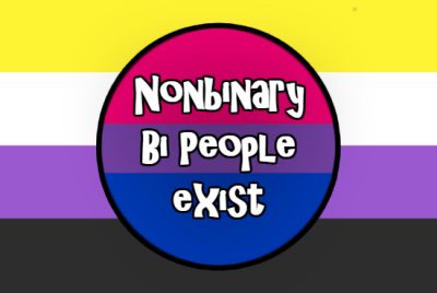 Image result for non binary bisexuals exist