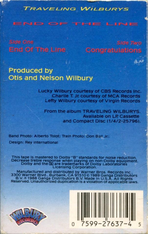 thegroovyarchives: 1988 Traveling Wilburys End… – Hippie