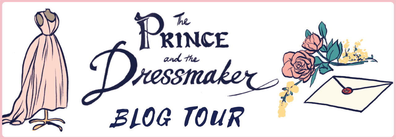 THE PRINCE AND THE DRESSMAKER Join us for a blog tour for Jen Wang's wonderful upcoming graphic novel — The Prince and the Dressmaker! This book is the story of a prince who hires a dressmaker to make dresses for him to wear … and in the process,...