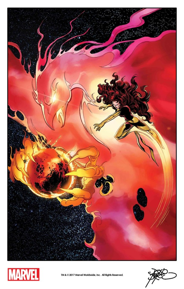 themarvelproject: Dark Phoenix by John Byrne a… – X-Men