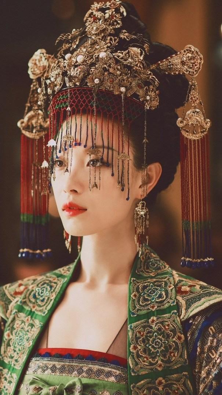 Bai Jingting East Asian Actors In 2018 T Asian Actors