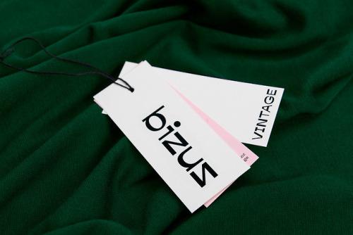 tumblr_p7zcsi6eXx1r5vojso3_500 Brand identity for Bizuz Vintage Clothing by Masha... Design