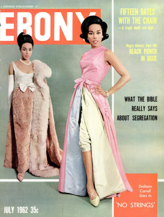 c1fb32087 Ebony magazine covers from 1962 – Pop Culture