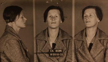 139a4a49b640c A female spy who was the last woman to be exec.