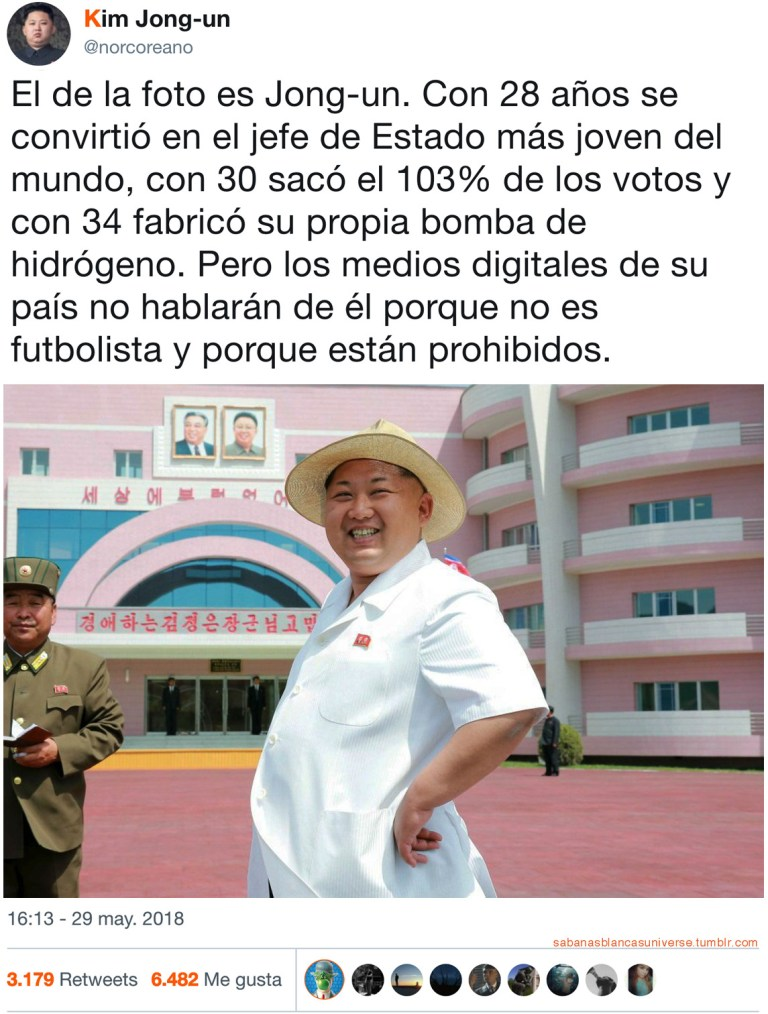 Kim Jong-un el líder ignorado
