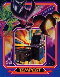 Image result for atari tempest