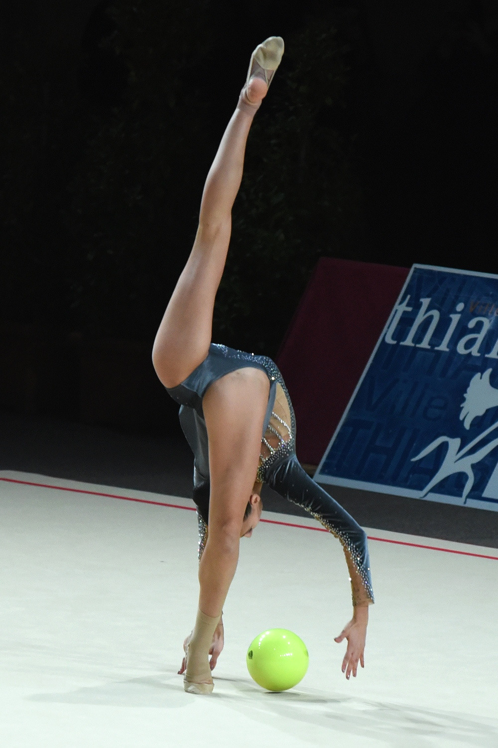 Alessia Russo Italy Grand Prix Thiais 2018 Olympic