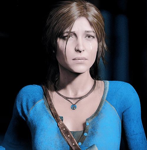 Lara Croft On Tumblr