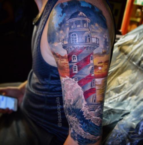 tumblr owcr0pS8EC1qzabkfo1 500 - Tattoo done by Isaac Aguila Bearcat tattoo gallery San Diego...