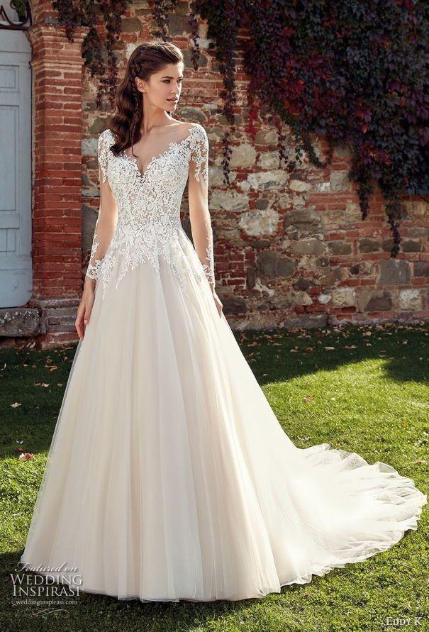 93217183eec2 via Eddy K. 2019 Wedding Dresses | Wedding In… – Weddings