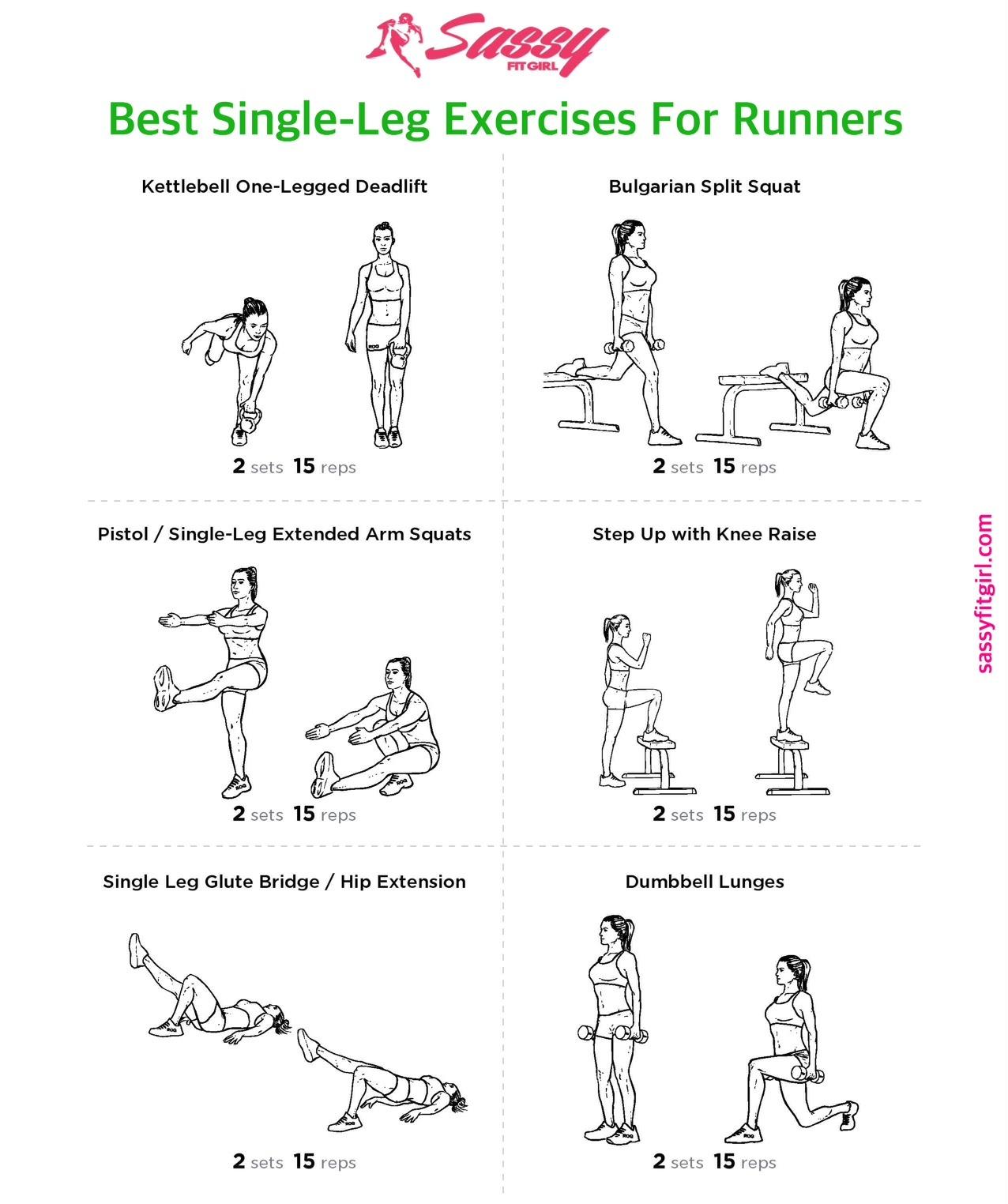 Best Single Leg Exercises For Runners