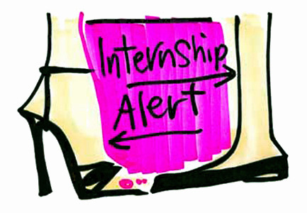 The PR Closet PR Consulting is looking for a fashion intern for spring summer 2014   Details below