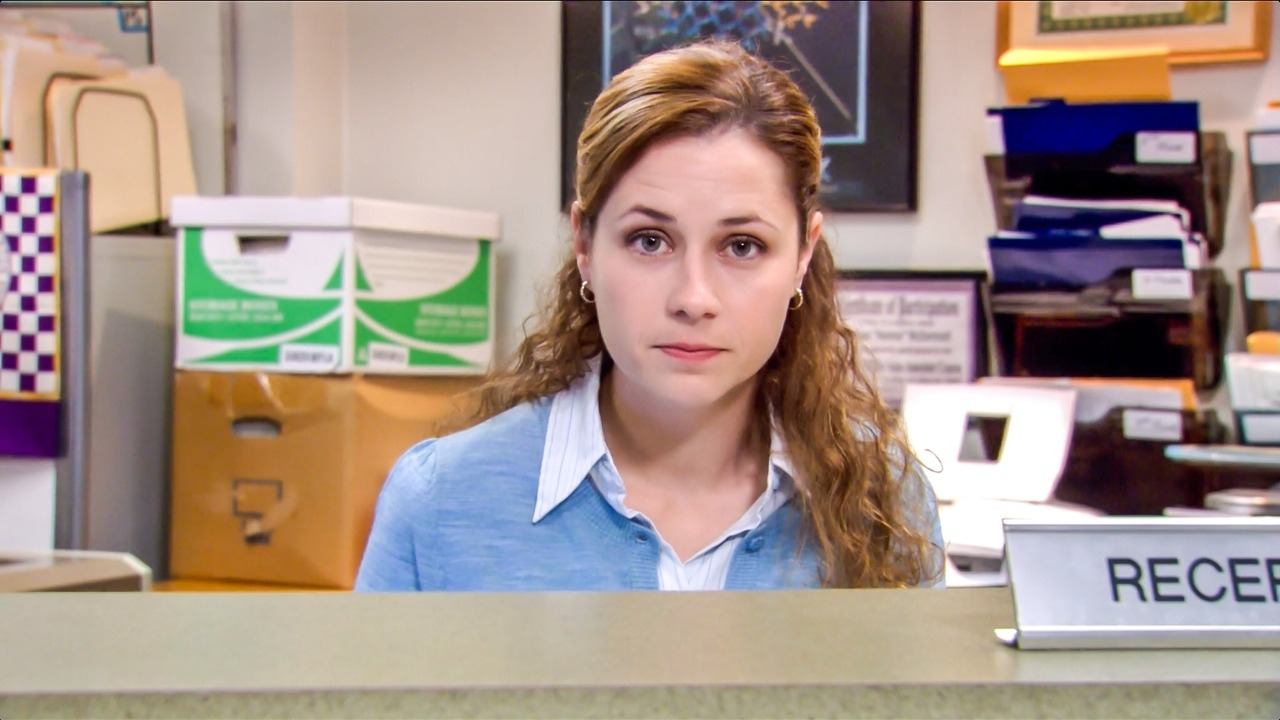 Image result for pam beesly