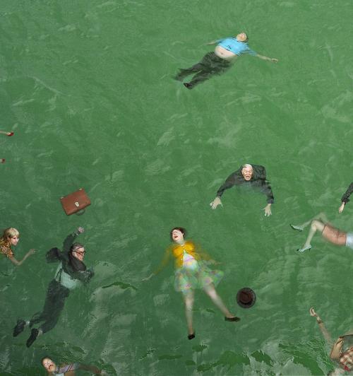 tumblr_o2aqn6uydv1qfc4xho1_500 Alex Prager, 3:14pm, Pacific Ocean, 2012 Contemporary
