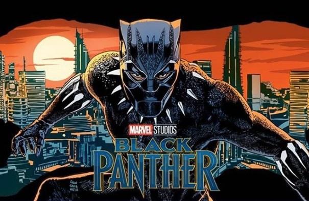 Pantera Negra/Black Panther (2018)
