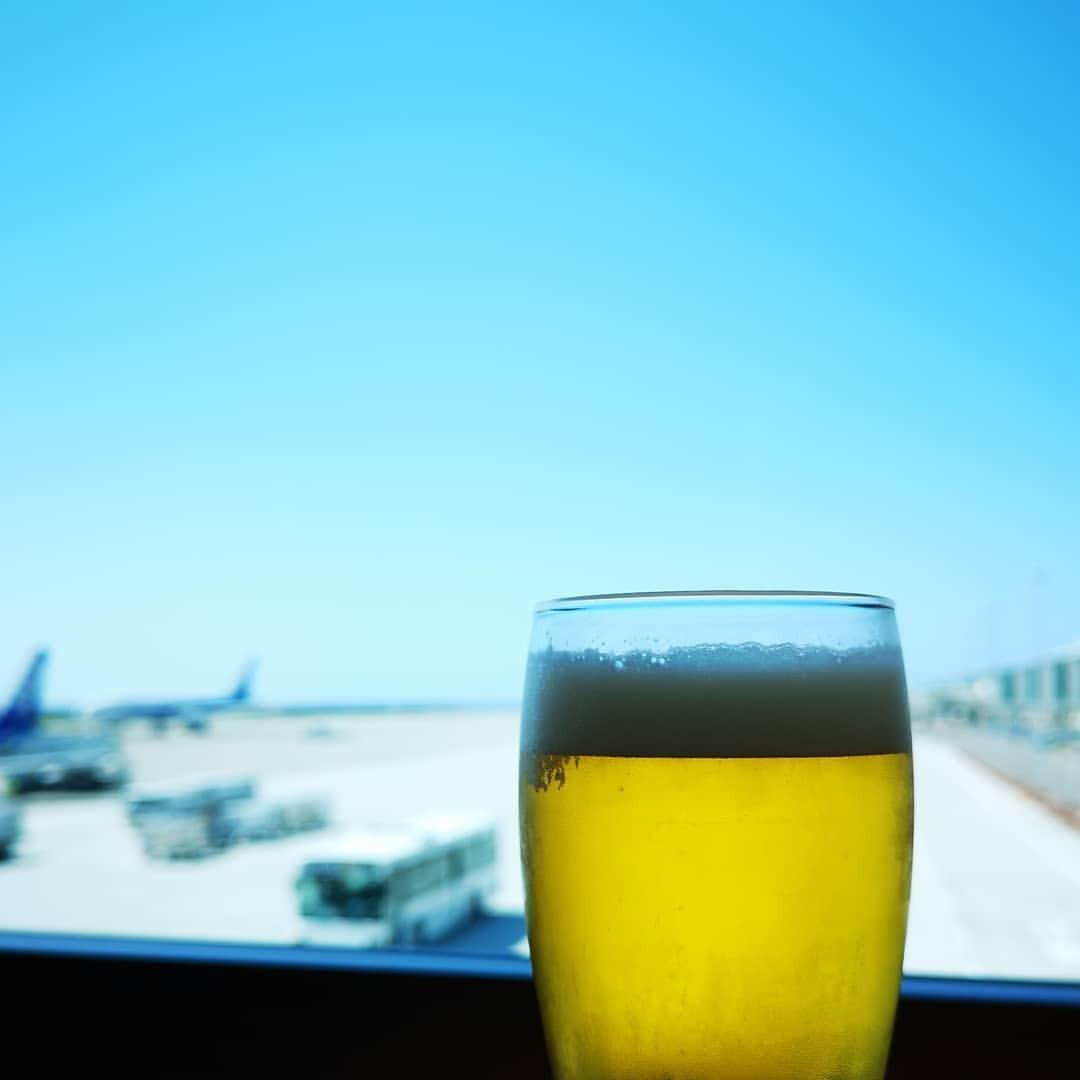もう帰っちゃう方向で。 (ANA 沖縄(那覇)空港 - Okinawa(Naha) Airport)