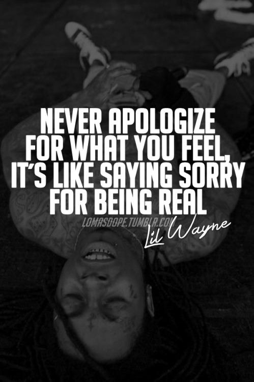 lomasdope - Lil Wayne Quotes