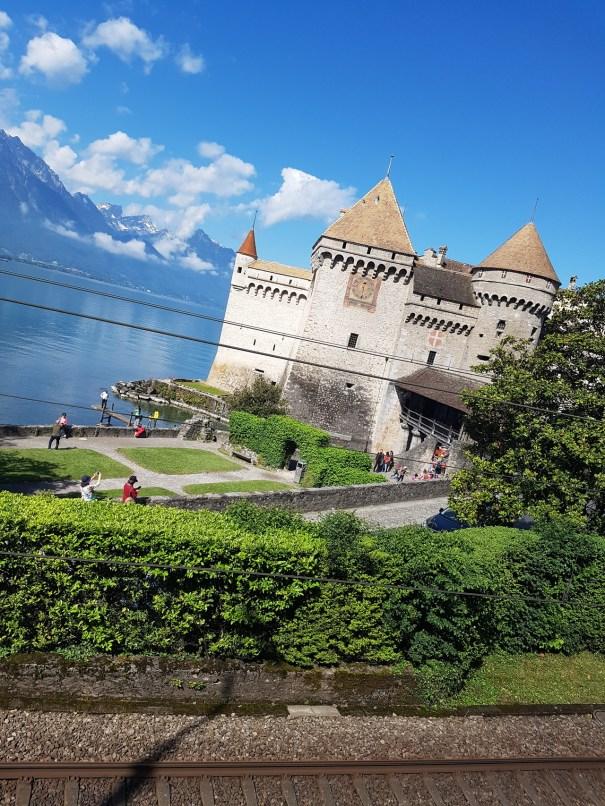 Château De Chillon Switzerland Holiday