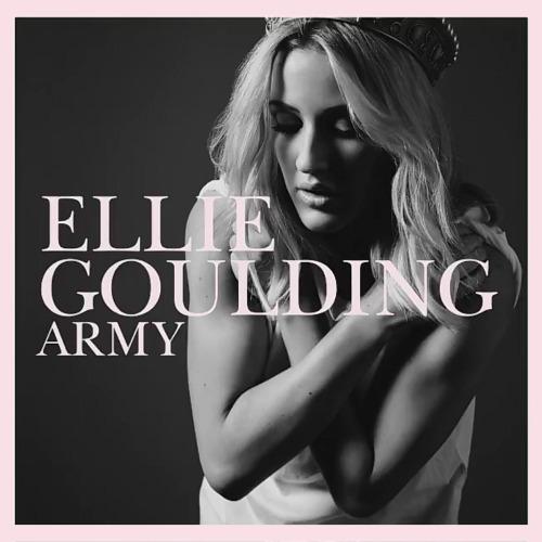 Ellie Goulding – Army Artwork