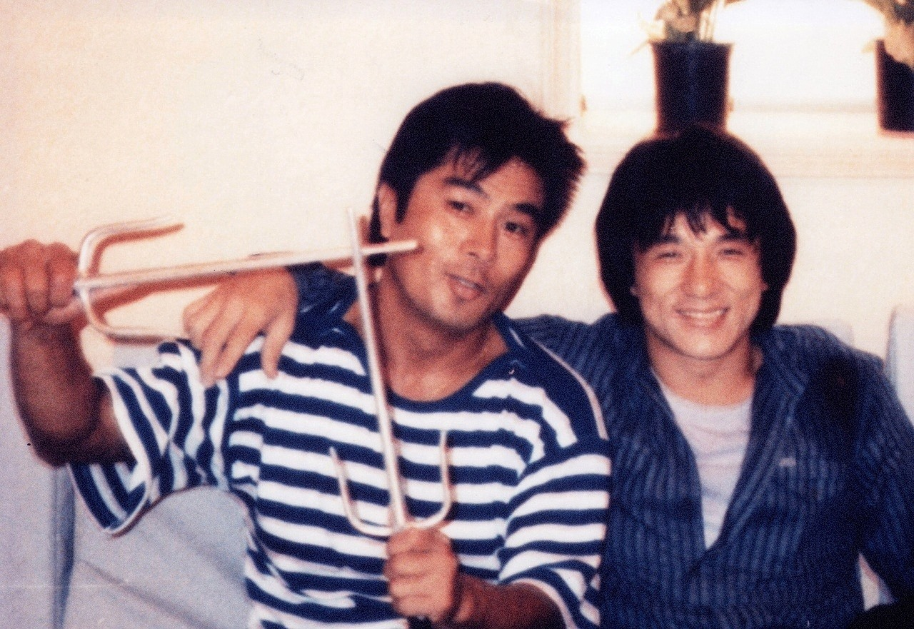 Angel Guts Nami 1979 yasuaki kurata and jackie chan chilling on the… – enter the