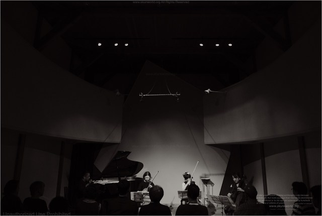伊藤志宏 3 cello variation伊藤志宏:pf-ITO, Shikou-http://www.shikoupf.com/平山織絵:vc-HIRAYAMA, Orie-http://orie-hirayama.com/井上真那美:vc-INOUE, Manami-http://manamivc.exblog.jp/島津由美:vc-SHIMAZU, Yumi-http://ameblo.jp/yumyumvc/