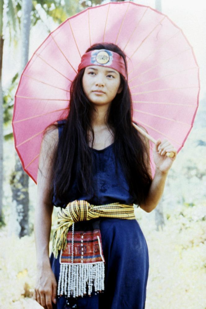 0dc08d49e7f76 Kelly Hu in Surf Ninjas (1993) – Vintage Stuff