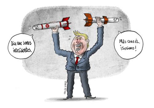smart pumps, stupid president #DonaldTrump #TrumpProtest