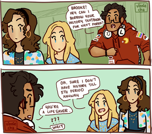 Be More Chill Comic Tumblr