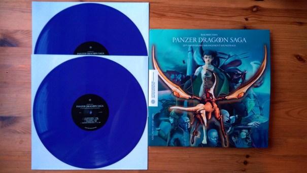 panzer dragoon saga – Vinyl
