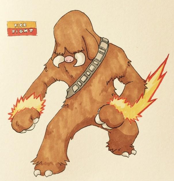 firefightdex 221 piloswine pokemon go