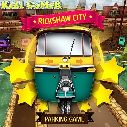 Rickshaw City Play Free Game On Kizi Gamer Parking Games And