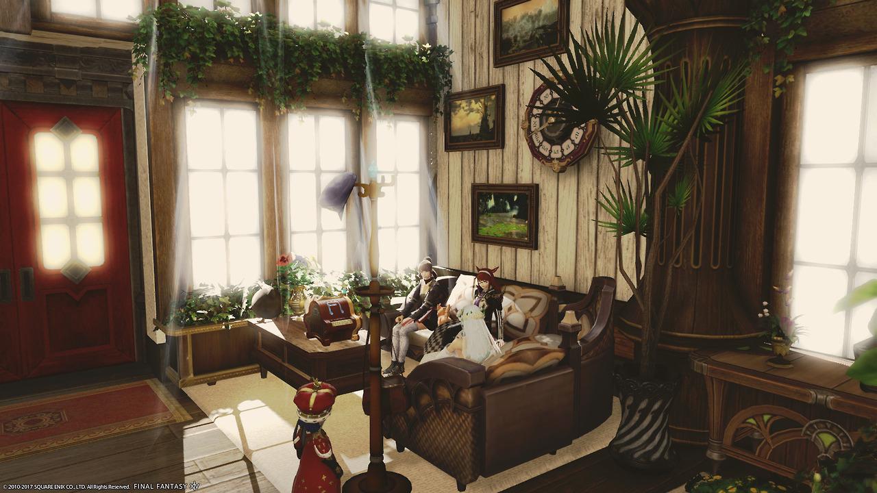 Alices House Designs In Final Fantasy XIV Cordelia