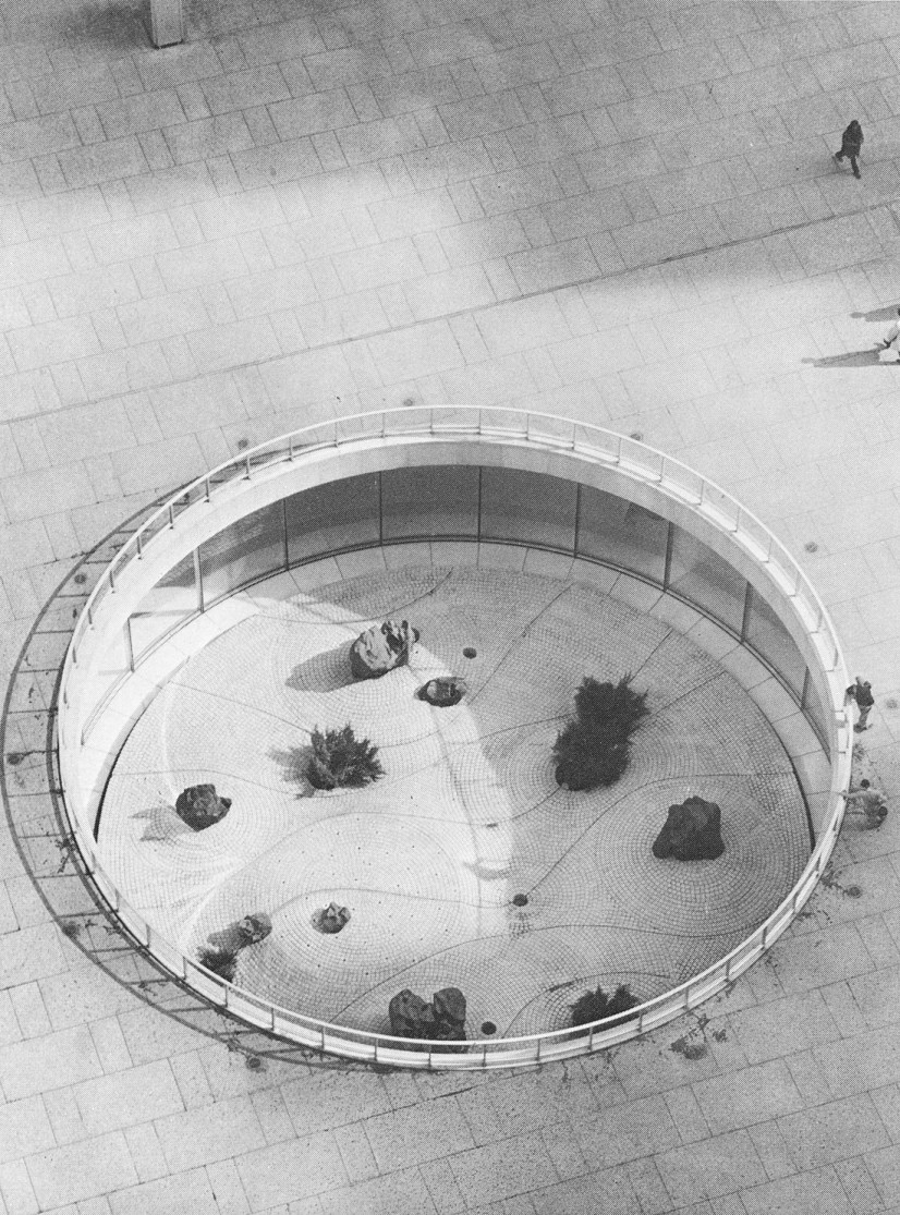 wmud: isamu noguchi with skidmore owings and m… – Abandoned Playgrounds