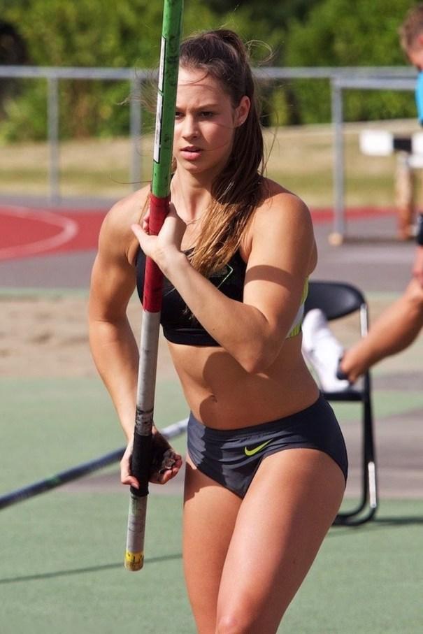 Olivia Mctaggart Gymnastics