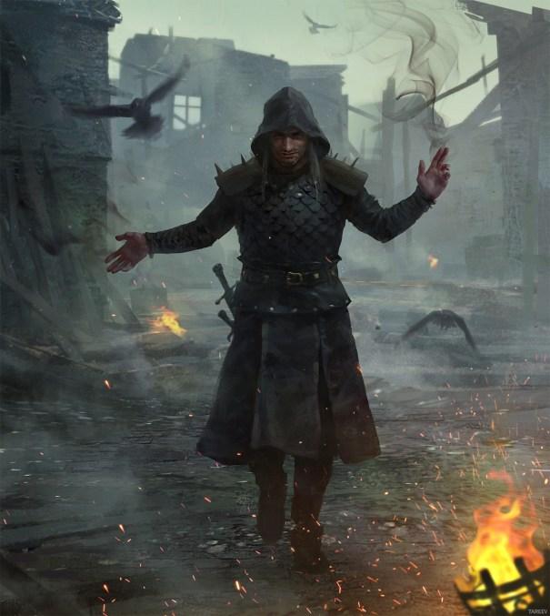quarkmaster: Battle Mage Anton Tareev … – Fantasy