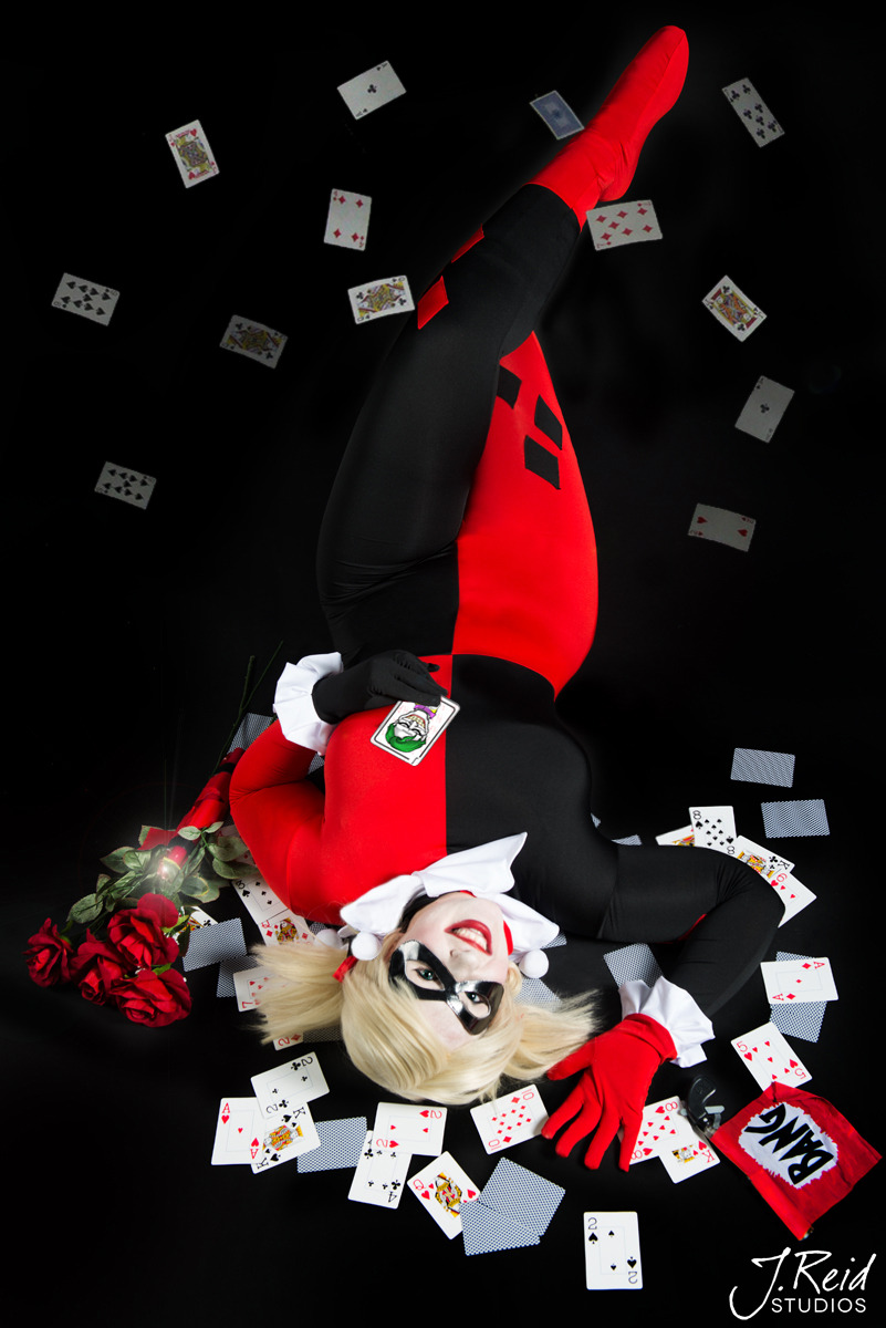 In Honour Of February Being Harley Quinn Variant