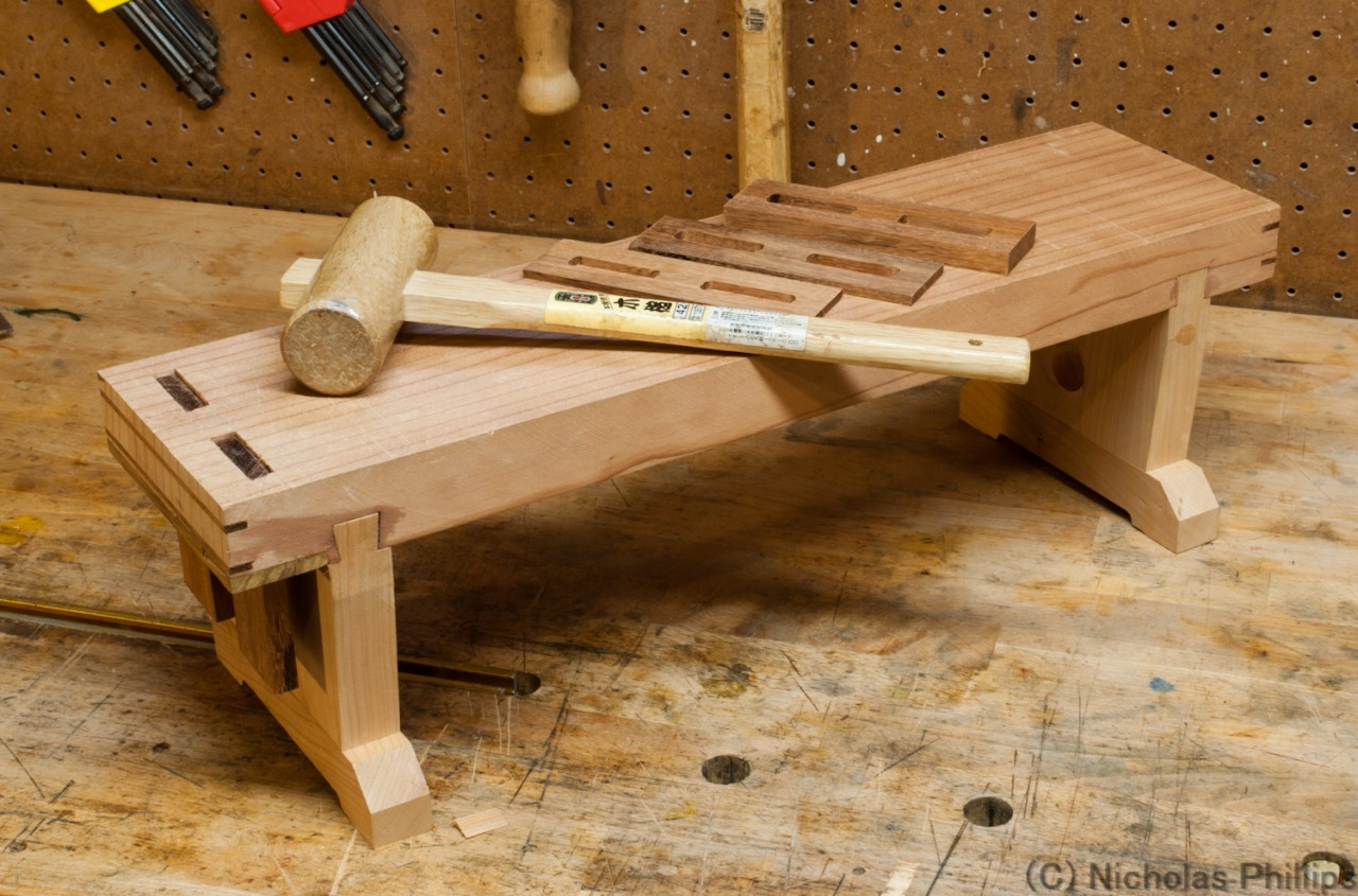 Affine Creations Small Japanese Workbench Been Doing A
