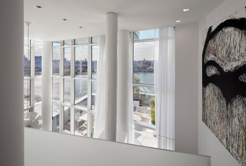 tumblr_paqf3qjDxr1qfx0suo1_500 stua:  Open penthouse in Brooklyn by Audrey Matlock architect... Contemporary