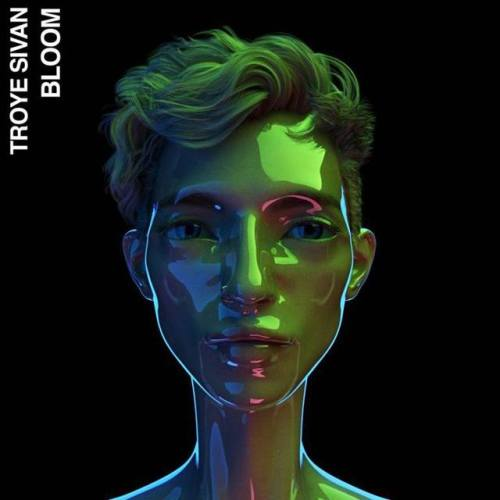Troye Sivan - Bloom Artwork
