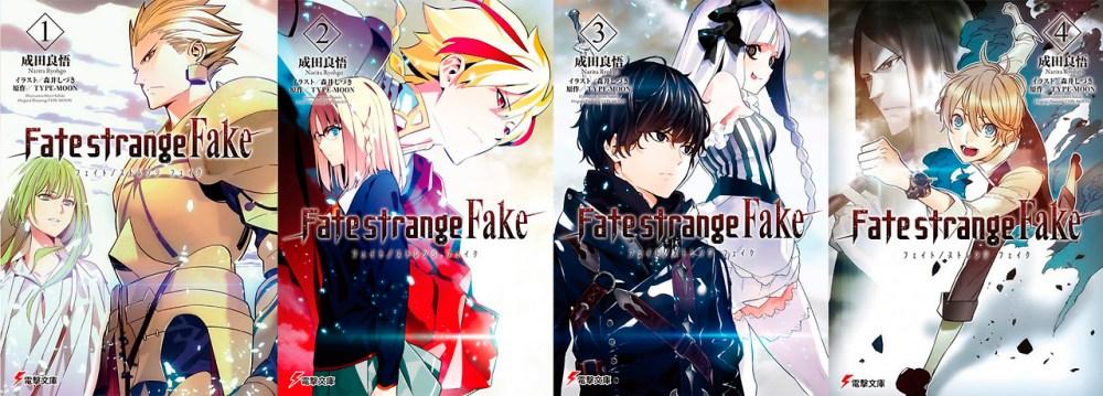 Resultado de imagen de fate strange fake