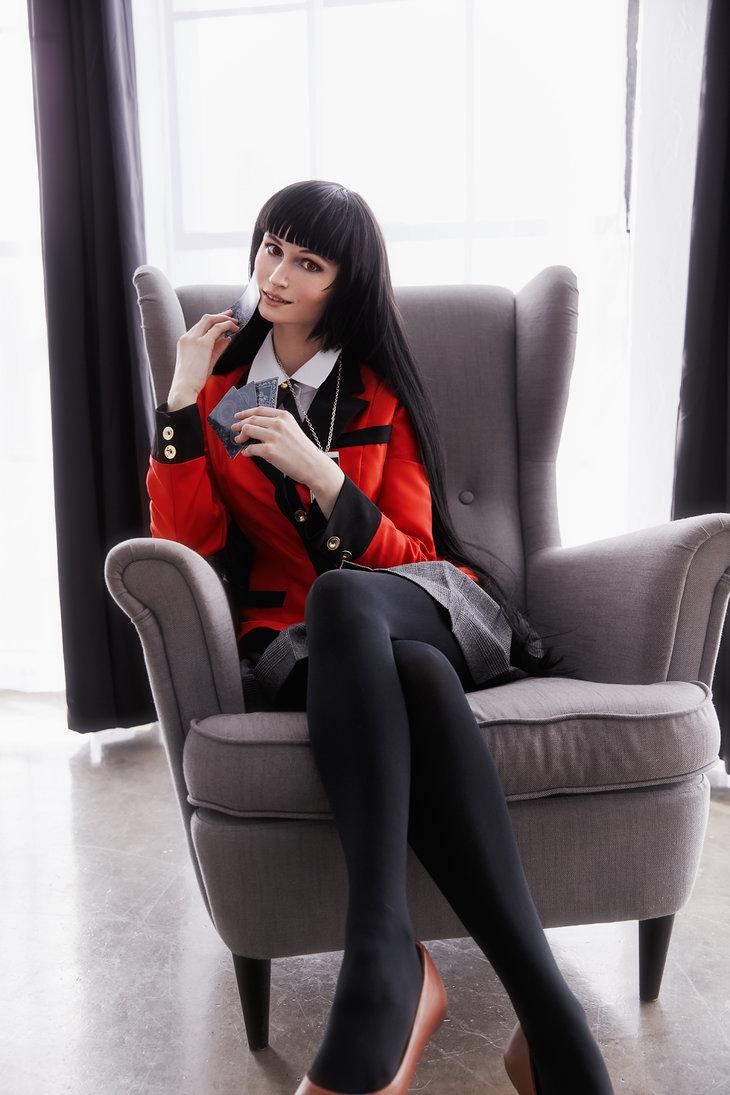 Jabami Yumeko by ClaireWhite8  More Hot Cosplay: http://hotcosplaychicks.tumblr.com NSFW Content: https://www.patreon.com/hotcosplaychicksChat Room: https://discord.gg/rnaDPNqfacebook: https://www.facebook.com/hotcosplaychicks